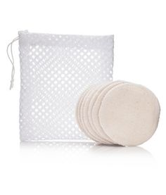 Eco Cotton Rounds (I would love to get these!)