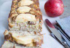 Easy Moist Apple Loaf Cake