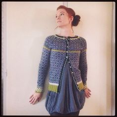 Ravelry is a community site, an organizational tool, and a yarn & pattern database for knitters and crocheters. Knitting Designs, Knitting Projects, Norwegian Knitting, Nordic Sweater, Ravelry, Fair Isle Knitting, Knit Cardigan, Knitwear, Knit Crochet
