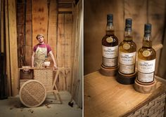 Sebastian Cox's Glenlivet Drinks Trolley and Two New Scotch Expressions - Cool Hunting Scotch, Drinks Trolley, Refreshing Drinks, Whisky, Wine Rack, Cool Stuff, Wood, Beverages, Hunting