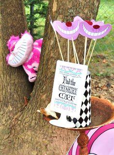 ALice in wonderland decorations | Alice In Wonderland Party Ideas