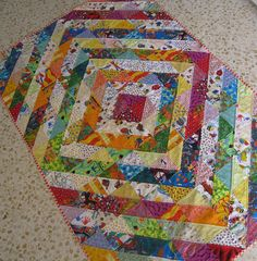 bright colours by noga quilts