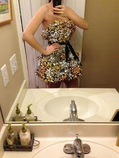 Tiffany Style: DIY Tacky Costume