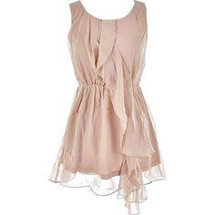Spill the Frills Dress