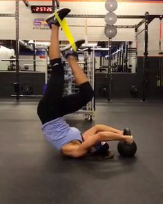 The CORE by Alexia Clark Special of each movement with 20 seconds rest. 4 ROUNDS Source by Fitness Workouts, Fitness Motivation, Fitness Goals, At Home Workouts, Health Fitness, Workout Abs, Core Workouts, Post Workout, Trx Workouts For Women
