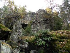 Hirvi-Simunan luola, Lempäälä