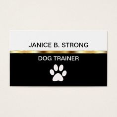 245 best dog trainer business cards images on pinterest business classy dog training business cards colourmoves