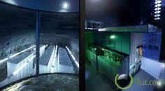 10 Bunker yang Sangat di Jaga di Dunia