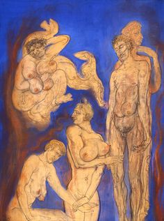 Austin Osman Spare December 1886 – 15 May was an English artist and occultist who worked as both a draughtsman and a painter. Influenced by symbolism and art nouveau Austin Osman Spare, Art Nouveau, Healing Images, Automatic Drawing, Medieval Paintings, Whole Image, Pastel Watercolor, English Artists, Yoga Art