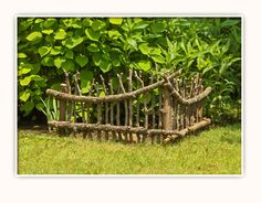 Rustic Fence Design | Home Visit Our Gallery Contact Us