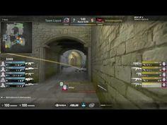 CS:GO jdm64 - Collat Kill + 3k vs Mousesports [ESL One Cologne 2016]