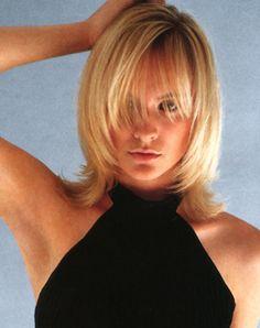 Love this cute hair cut ... pinning so I can show my hair dresser Friday am :)