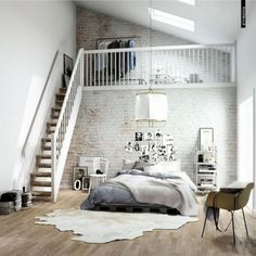 nice 51 Industrial Bedroom Designs Ideas for Small Spaces