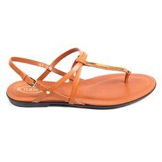 Tod's ladies flat sandal XXW0OV0G990D90S009