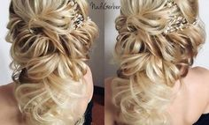 [tps_header]There are so many varieties of bridal hairstyles for long hair! Here are the latest looks with ravishing updos, downdos and half up, half down stylesfor curly, wavy, straight and black hair, as well as id...