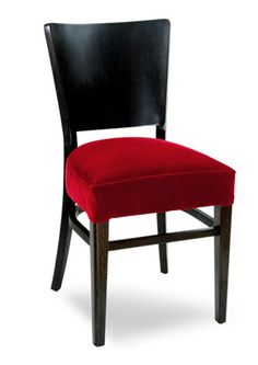 """""""M-Squared French Wood Chair""""  This defining number adds grace and stability to your venue.  Please contact us for pricing (718)363-3097."""