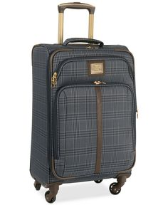 """Weatherproof Beacon 21"""" Carry On Spinner Suitcase, Only at Macy's - Carry-On Luggage - luggage & backpacks - Macy's"""