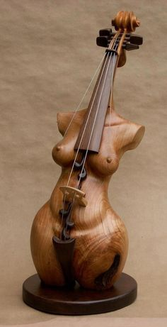 Wooden Art by Philippe Guillerm