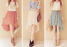 Las faldas de moda 2