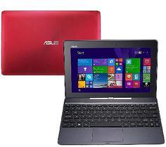 ASUS 10.1 32GB TransformerBook 500GB Keyboard, Windows 8.1 & MS Home&Student