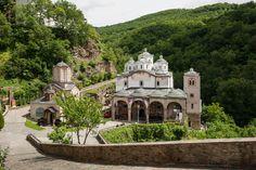Osogovo Monastery, Macedonia (by Cecilia Clark Photography)