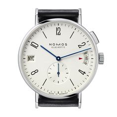 $4570 Tangomat GMT sapphire crystal back | Beautiful watches purchased online. Directly from NOMOS Glashutte/SA.