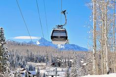 """1,671 Likes, 17 Comments - Forbes Travel Guide (@forbestravelguide) on Instagram: """"We love going to @lumieretelluride in #Telluride during the winter and skiing on its slopes. Tip:…"""""""