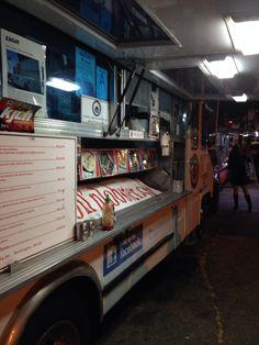 Santa Monica Food Truck Tuesdays