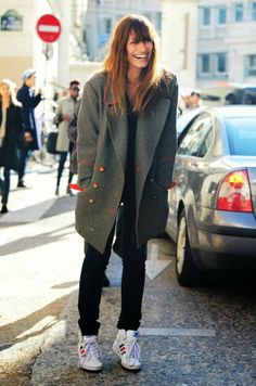 That's Not My Age: The chic way to wear trainers