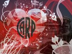River plate Carp, Plates, Barcelona, Passion, Football Team, Licence Plates, Dishes, Griddles, Common Carp
