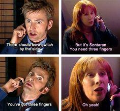 I love Donna.