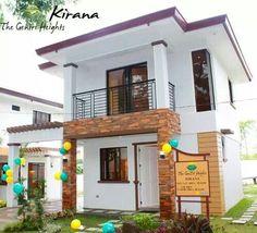 Gen Tri Heights model house - Philipines