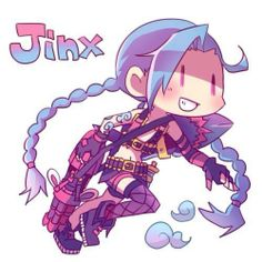 Jinx Leauge of legends