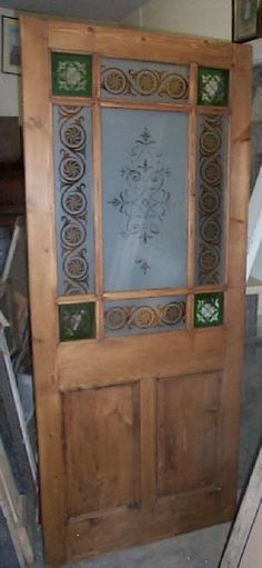 Image result for regency wooden glass door