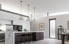 Coolawin Road Corben Architects kitchen