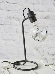 Simply styled industrial inspired table lighting for any room of the house. New Nordic, Nordic Home, Heide Park, Desk Lamp, Table Lamp, Pendant Lighting, Table Lighting, Scandi Style, Candle Lanterns