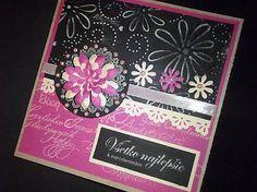 Kikas.Designs / Ružová a čierna