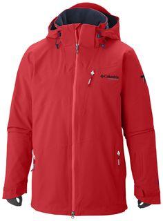 Alpine Shop | COLUMBIA CSC Mogul Jacket #titanium