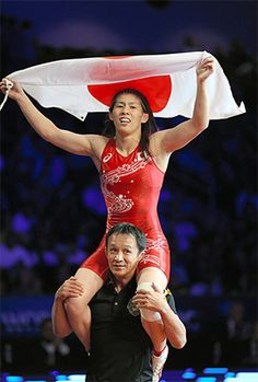 Freestyle wresting sensation Saori Yoshida won her 16th world or Olympic title in a row at the World Wrestling Championships here Sept. 10.Yoshida, 32...