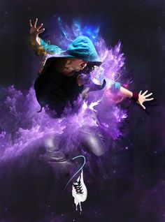 55 Just Gorgeous Dance Photo Manipulation Artworks (And Tutorials!)