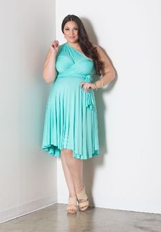 e0252c4889e Eternity Convertible Dress (Island Colors)  69.90 by SWAK Designs   swakdesigns  Curvy