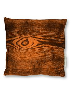Woodgrain Pillow by The Rise and Fall at Gilt