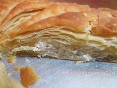 Greek Sweets, Greek Cooking, Greek Dishes, Bread Machine Recipes, Spanakopita, Greek Recipes, Food Processor Recipes, Vegetarian Recipes, Sandwiches