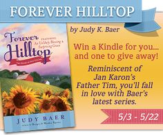 Forever Hilltop by @JudyKBaer || Kindle Fire Giveaway and Blog Tour
