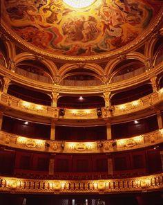 Odeon Theatre, Place de l'Odeon, Paris VI