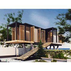 Do you like?#shippingcontainerhome #shippingcontainer #containerhouse…