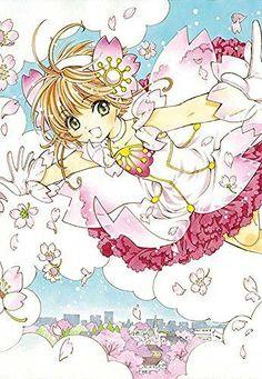 NEW Card Captor Sakura manga volume 1! http://www.cdjapan.co.jp/aff/click.cgi/PytJTGW7Lok/586/A505690/product%2FNEOBK-2023558