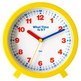 """Found it at AllModern - 6"""" What-Time-Is-It Learning Clock"""