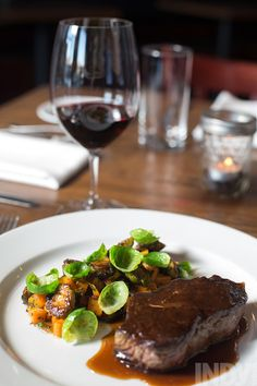 """The Kites came back on a whim. They're now regulars who encourage friends to give Piedmont another chance.  """"The food is exceptional, and it..."""