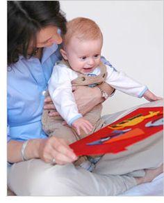 Desarrollo del oído y fomentar el apoyo a gatear con estos juegos para bebés de 7 meses.